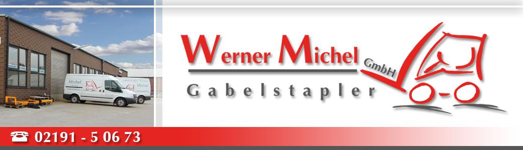 Gabelstapler-Michel
